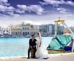 Michele Manicone Fotografia - Al porto con il drone