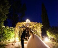 Tenuta I Massini - Il bacio degli sposi