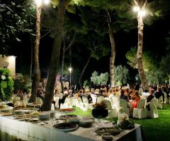 Cena nel parco - Corte di Torrelonga
