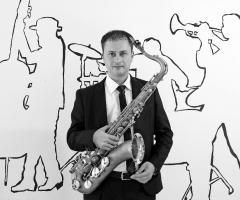 Novilunio Band - Il sassofonista