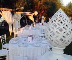 Guna Beach Club - I particolari della tavola