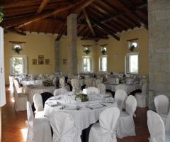 Villa Fabio - Allestimento in bianco