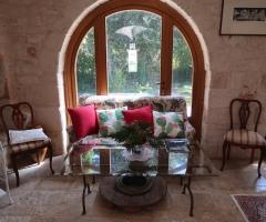 Masseria del Gelso Antico - L'ingresso della masseria