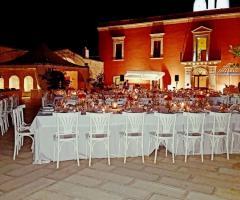 Masseria Cariello Nuovo -  Ricevimento di nozze di sera