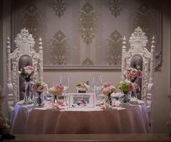 Villa Valente - Decorazioni floreali
