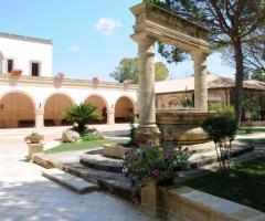 Antica Masseria Martuccio - Il pozzo dei desideri