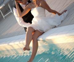 Bacio degli sposi - Paola Montiglio Photography