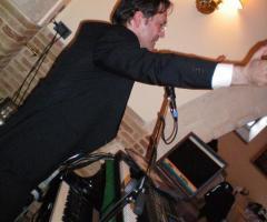 Gruppo Taeda Band per matrimoni - Roberto pianista tastierista