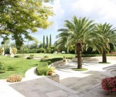 Giardino di accoglienza Villa Sant'Elia Trani