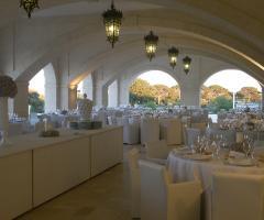 Masseria Traetta Exclusive - Allestimento per il matrimonio