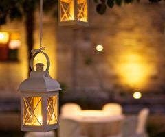 Masseria San Lorenzo - La lanterna