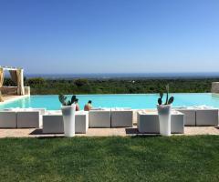 Masseria Santa Teresa - Relax in piscina