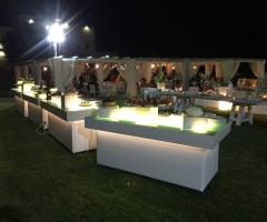 Masseria Santa Teresa - Il buffet dei dolci