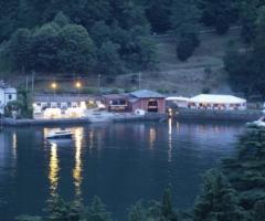 Ristorante per ricevimenti di nozze sul Lago di Como