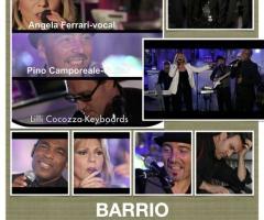 Orlando Johnson & i Barrio  - Musica matrimonio