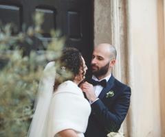 Francesco Caroli - Particolare degli sposi
