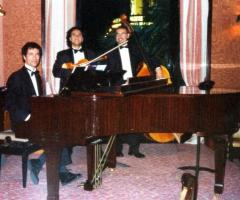 Dory Nacci Trio ai Music Awards ed. 2002 a Montecarlo