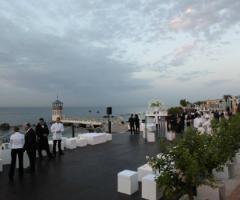 Matrimonio sul mare a Bari
