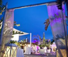 Coccaro Beach Club - Location per matrimoni in spiaggia