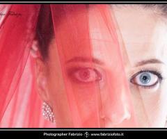 Fabrizio Foto - Primo piano della sposa