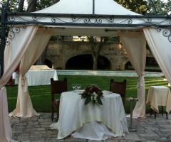 Casa Isabella - Il tavolo degli sposi