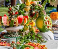 Masseria Montepaolo - Il tavolo della frutta