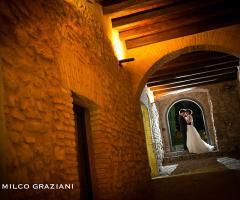 Abbazia di Sant'Andrea in Flumine - Servizio fotografico di matrimonio nella location