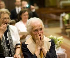 L'emozione della nonna - Paola Montiglio Photography