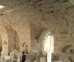 Masseria Grieco - Le sale interne della location