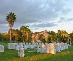 Borgo Ducale Brindisi - Il rito civile all'aperto
