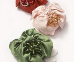Conti Confetteria Torino - Saccottino per confetti in shantung disponibile in tre misure
