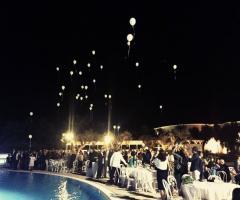 Borgo Ducale Brindisi - Il volo dei palloncini