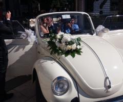 Noleggiami Maggiolini & Co - Una foto per gli sposi