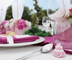 Tenuta Monacelle - Mise en place per le nozze