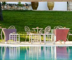Villa Cenci - A bordo piscina
