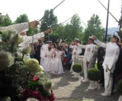Cerimonia ufficiale