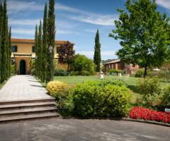 Tenuta I Massini - Location per il ricevimento di nozze ad Empoli