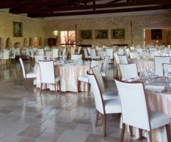 Villa Menelao - Sala interna per il matrimonio