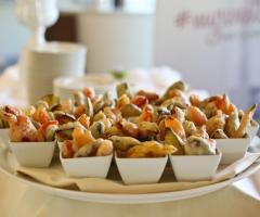 Ristorante Alla Veneziana - Antipasto di pesce