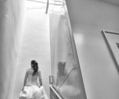 Fotografia rubata della sposa