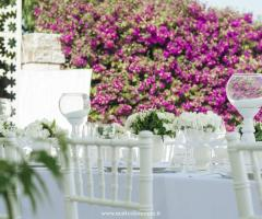 F&B Luxury Events - Decorazioni floreali per il matrimonio