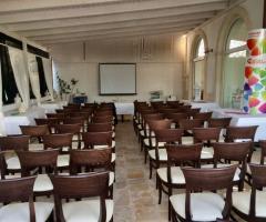 Casale del Murgese - La sala per i meeting
