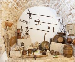 Masseria Montepaolo - Un angolo tipico pugliese