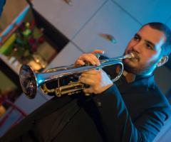 The SwingBeaters - L'accompagnamento musicale della tromba