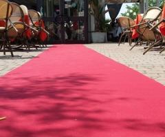 Opere di fata - Red carpet