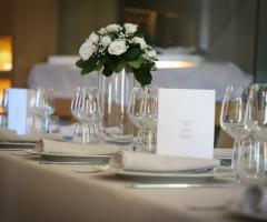 Palazzo Filisio Hotel Regia Restaurant - Particolari della tavola