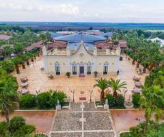 Grand Hotel Vigna Nocelli Ricevimenti - Una vista panoramica