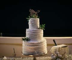 Cala dei Balcani - La torta nuziale