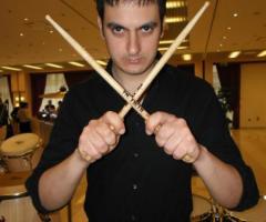 Componente della band Carlo Pelle & company