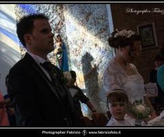 Fabrizio Foto - Gli sposi si preparano al sì